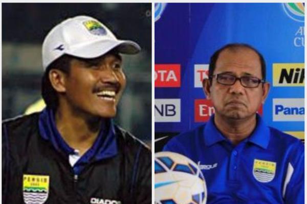 Pelatih Baru Persib Bandung: Antara Jaya Hartono dan Emral Abus