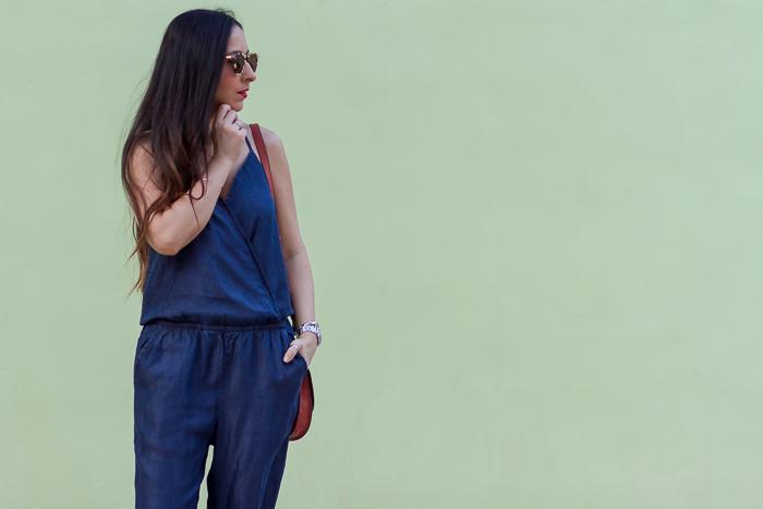 Influencer instagramer de moda valenciana con consejos para vestir en verano