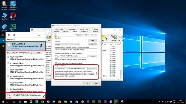 Trik and trik Cara Ampuh Mengatasi IDM Berhenti Download di saat 99 Persen