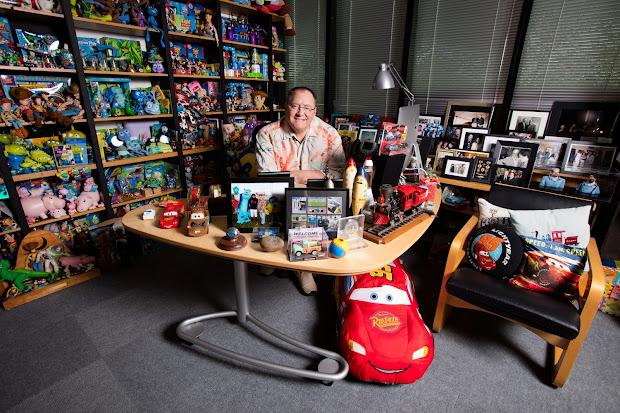John Lasseter Pixar Animation Studios