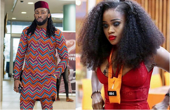 Uti-Nwachukwu-identifies-Cee-C-as-real-Double-Wahala-housemate-in-BBNaija-2018