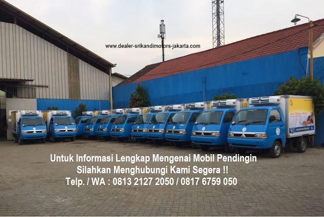 mobil box pendingin - colt t120 ss - colt l300 - colt diesel - 2019