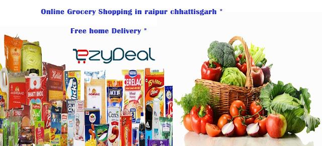 Online Groceries: ONLINE GROCERY SHOPPING RAIPUR