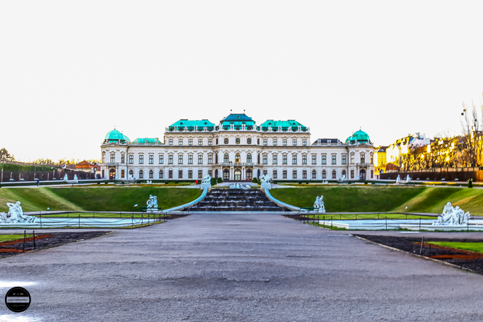Belvedere Palace-Vienna