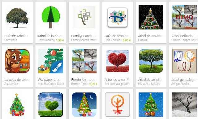 5 aplicaciones gratis (apps) para el móvil sobre Naturaleza