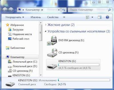 Флешка с защитой от вирусов, изображение 1