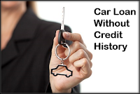 auto loan without credit history