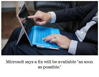 Microsoft Janjikan Perbaikan Overheating Pada Surface Pro 3