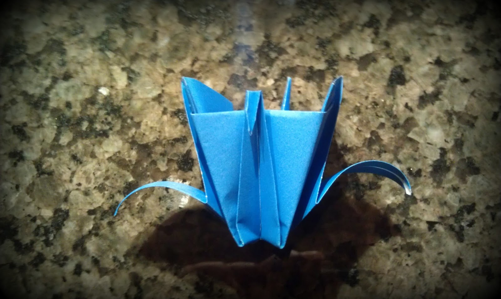 How to Make an Origami Crane Box - Paper Crafts Online | 957x1600