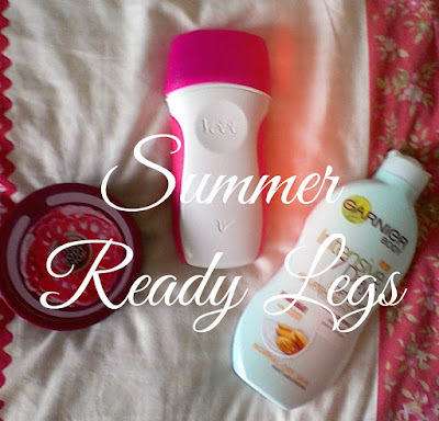 3 Steps To Summer Ready Legs