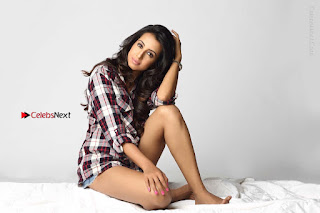 Actress Sanjjanaa Archana Galrani Latest Spicy Po Shoot Gallery in Denim Shorts  0003.jpg