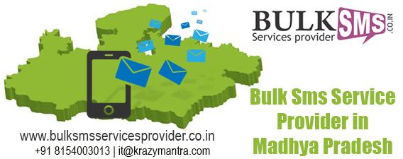 Bulk sms service provider in madhya pradesh