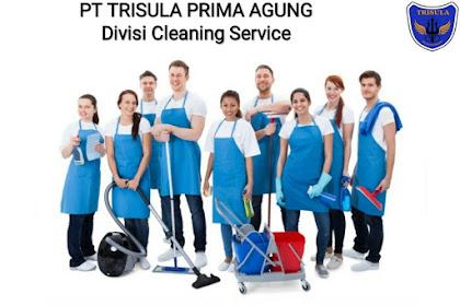 Lowongan Cleaning Service Minimal Lulusan SMP di PT TRISULA PRIMA AGUNG Divisi Cleaning Service