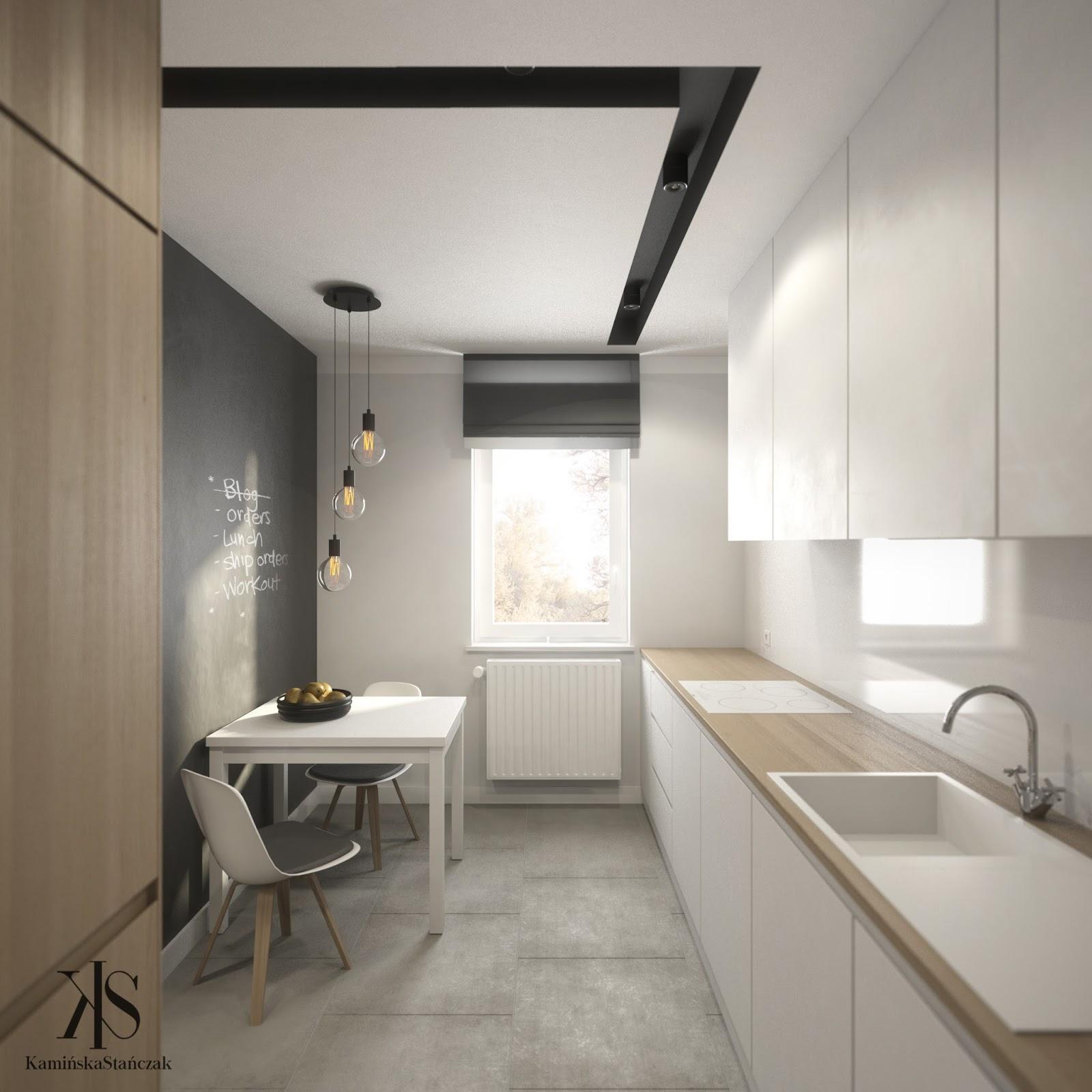 Projekt Kuchni Wizualizacje I Aranżacje Kitchen Design
