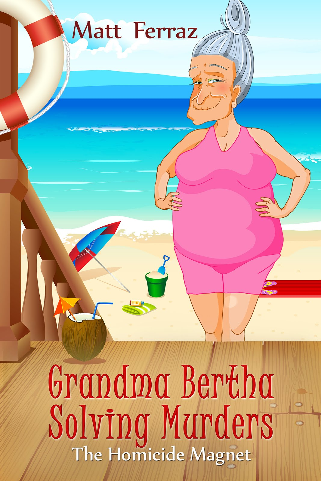 Grandma Bertha is back for more!