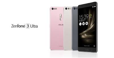 Sửa lỗi hở sáng màn hình phụ ở Asus Zenfone 3 Ultra