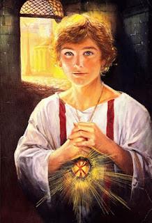 História e oração de São Tarcísio