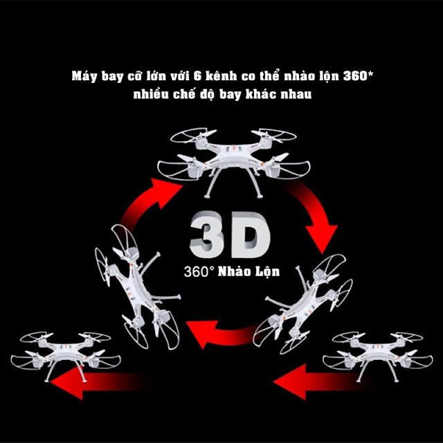 Nhào lộn 3D