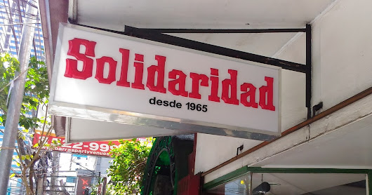 Solidaridad Book Shop: Independent Book Shop in the Philippines #1.5