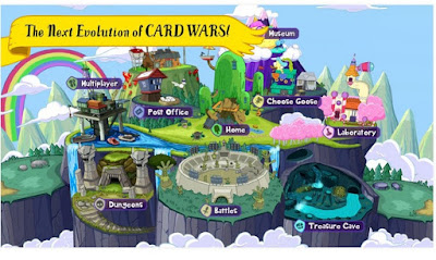 Card Wars Kingdom Version 1.0 Apk Mod Money
