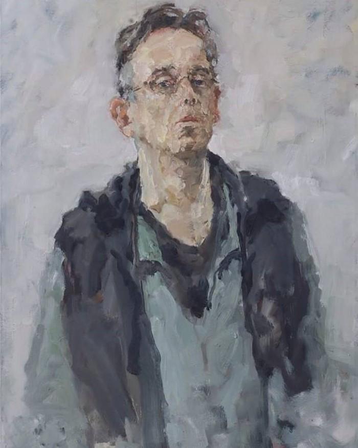 Нидерландский художник. Bert Van Zelm