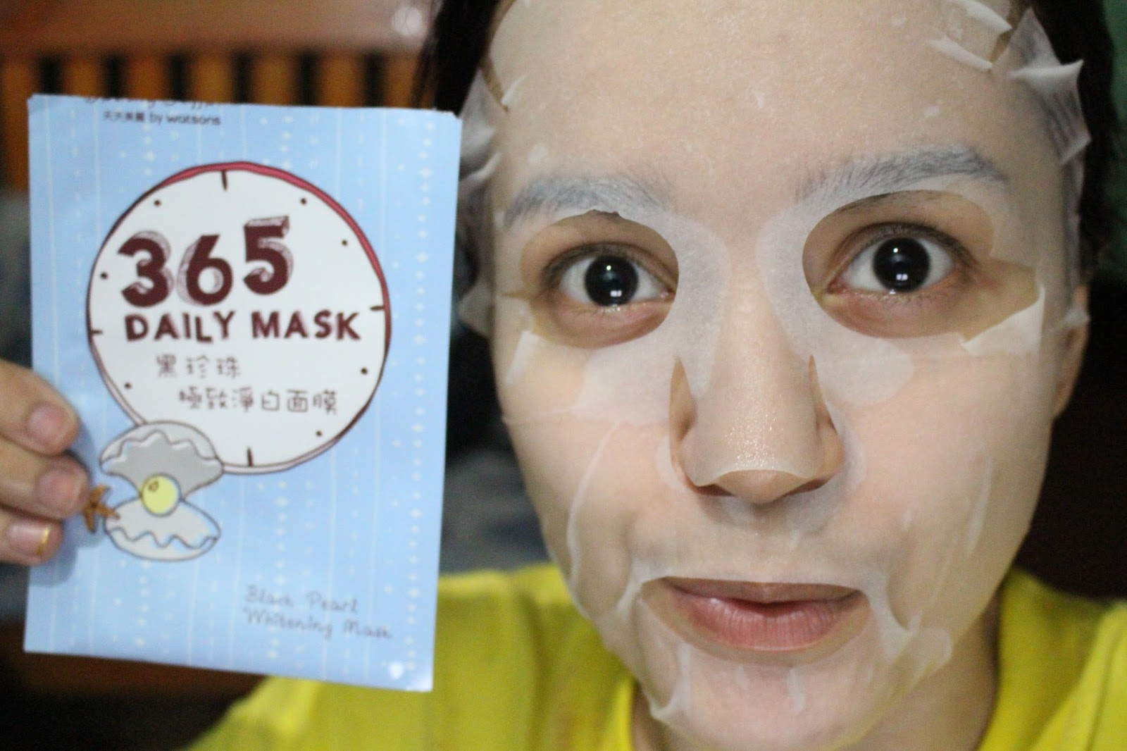 daily face mask