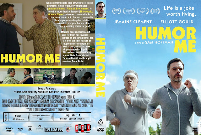 Humor Me DVD Cover