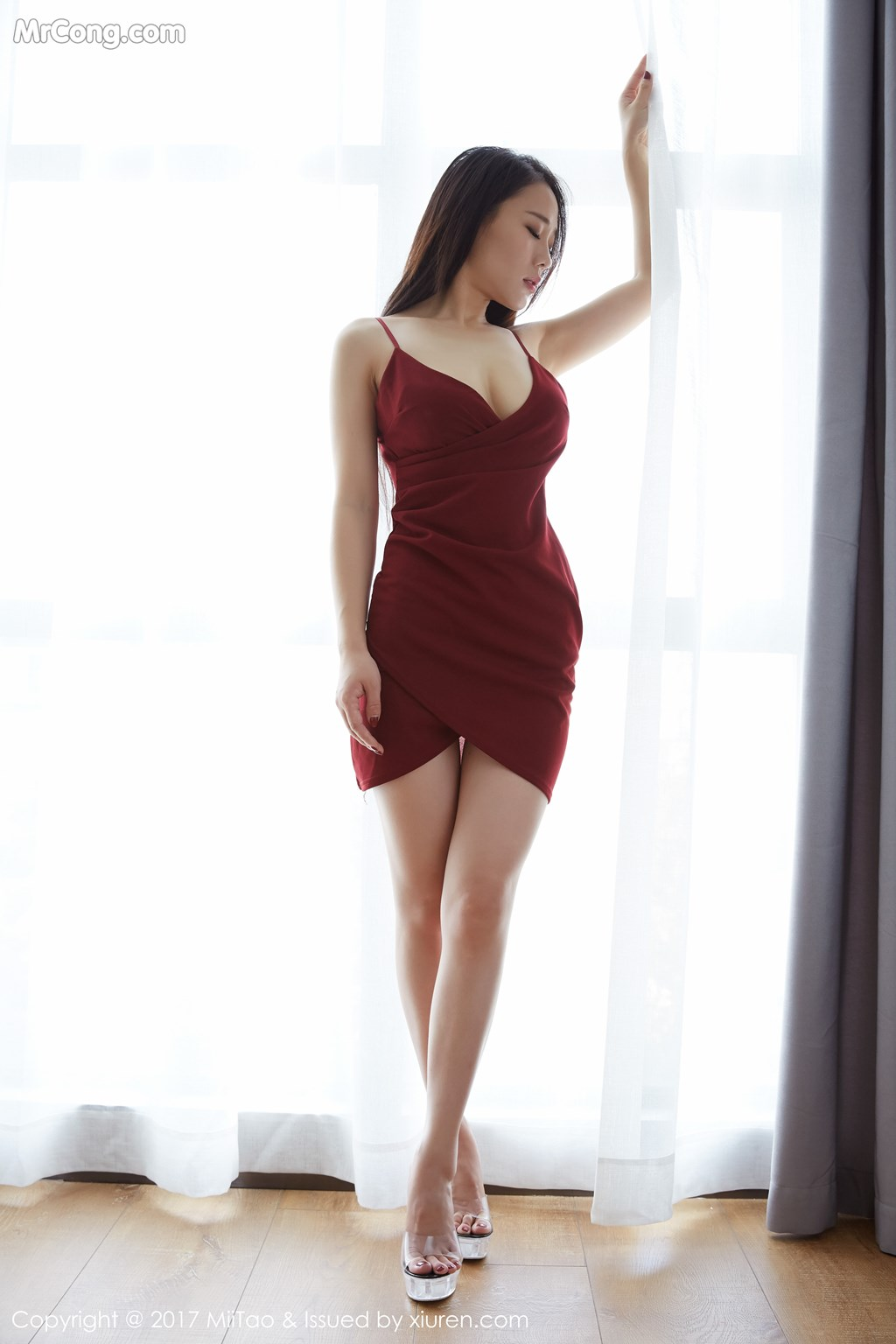 Image MiiTao-Vol.079-Yu-Wei-MrCong.com-004 in post MiiTao Vol.079: Người mẫu Yu Wei (雨薇) (54 ảnh)