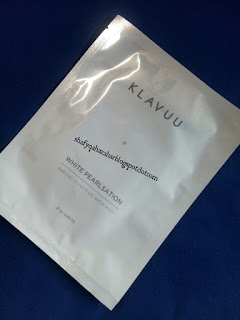 KLAVUU WHITE PEARLSATION SERUM MASK
