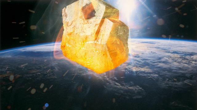 Dünya Ekonomisini Çökertebilecek Asteroit Bulundu
