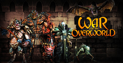 Baixar War for the Overworld (PC) 2015 + Crack