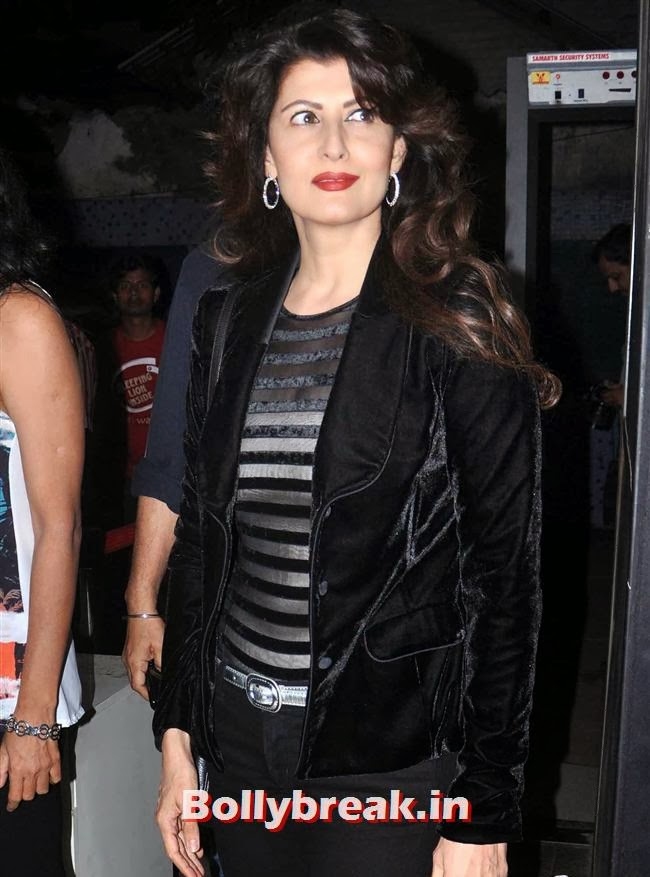 Sangeeta Bijlani, Bollywood Celebs at Jai Ho Special Screening