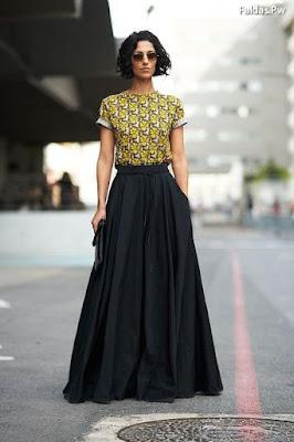 Faldas Largas de Vestir Elegantes
