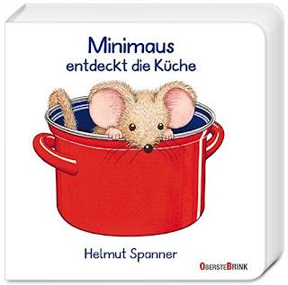 Cover von Helmut Spanner - Minimaus entdeckt die Küche