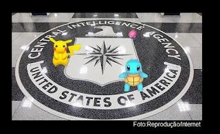 Boato diz que Pokémon Go foi criado para CIA espionar as pessoas.