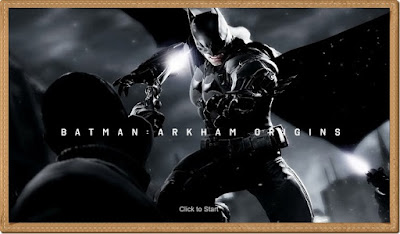 Batman Arkham Origins PC Games