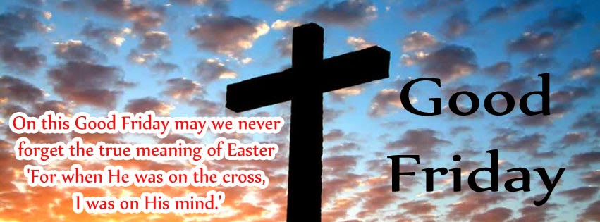 Good Friday Picture Quotes: Good Friday Quotes. QuotesGram