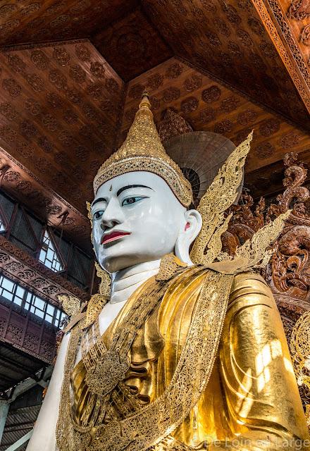 Pagode Nga Htat Gyi-Yangon-Myanmar-Birmanie