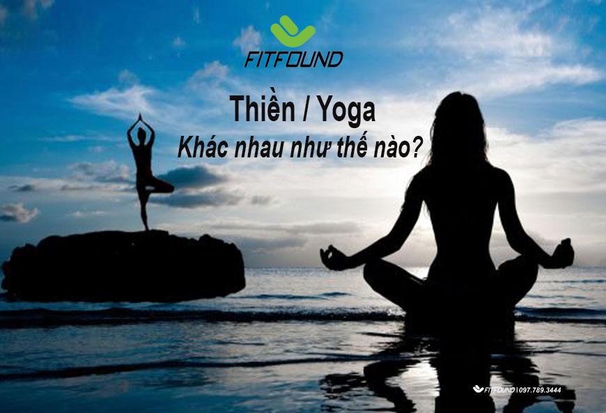 lam-sao-de-biet-thien-voi-yoga-khac-nhau-nhu-the-nao