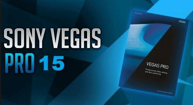 تحميل برنامج 15 Sony Vegas Pro + التفعيل