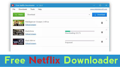 This Tool Allows You To Download Any Netflix Video For Free