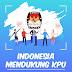 """Aksi """"Kembali Menjadi Indonesia"""", Sejumlah Tokoh Dukung KPU"""