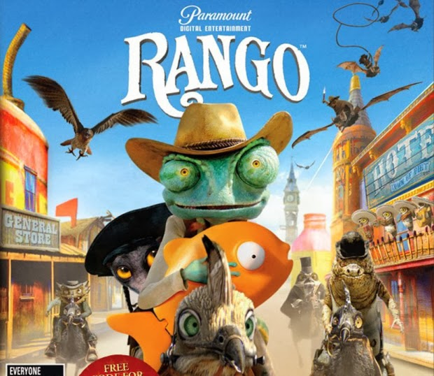 Rango Movie English Hindi Dubbed Dual Audio 300mb 480p