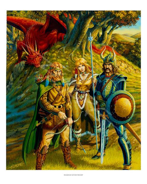 Tim' Fancasts Dragonlance Chronicles Fan Cast