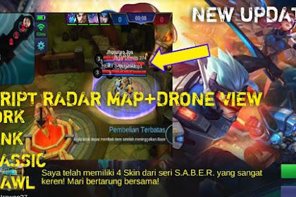 Tutorial Cheat/Hack Dan Cara Pasang Script Radar Map+Drone View Premium