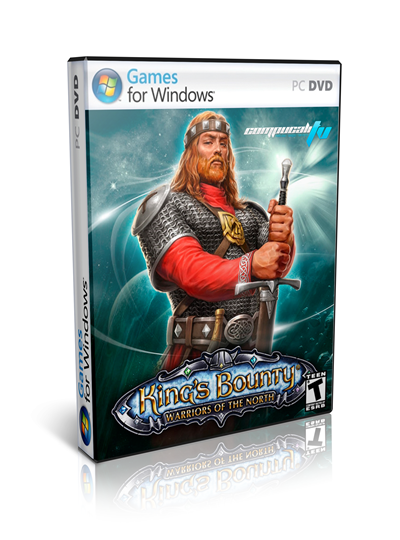 Kings Bounty Warriors of The North Valhalla Edition PC Full