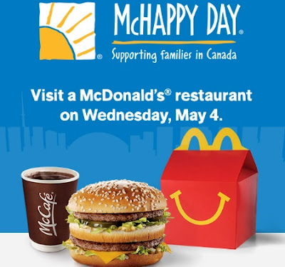 Mcdonalds McHappy Day