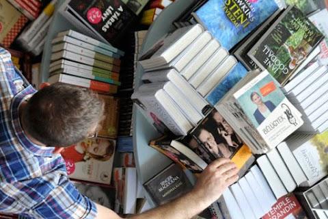 Mintegy négyszáz programmal várja a közönséget a 26. Budapesti Nemzetközi Könyvfesztivál