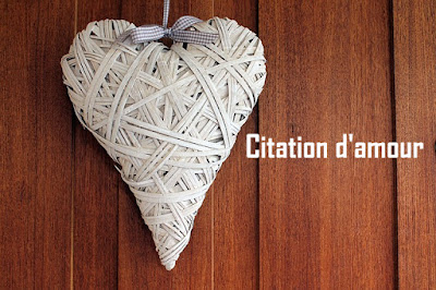 Citation amour