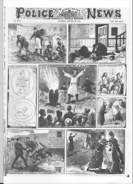 Forest Gate, and Victorian Penny Dreadfuls (1)